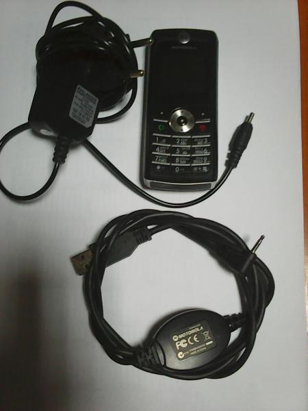 1.Мобильный телефон «Моторола»