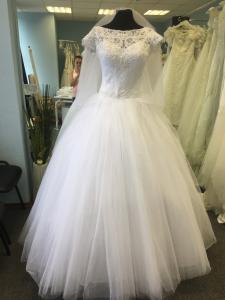 Фото Свадебные платья Ингрид