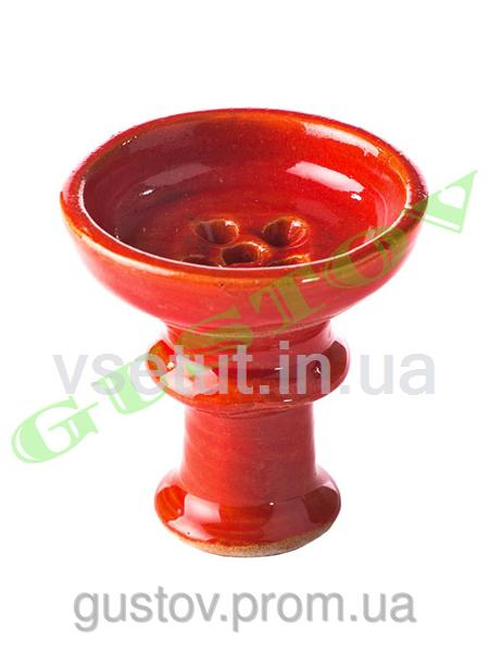 Чаша для кальяна Khalil Mamoon (красная)