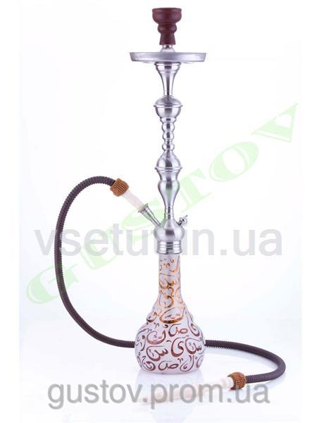 Кальян Aladin - Kairo Brown Amber. 81 см