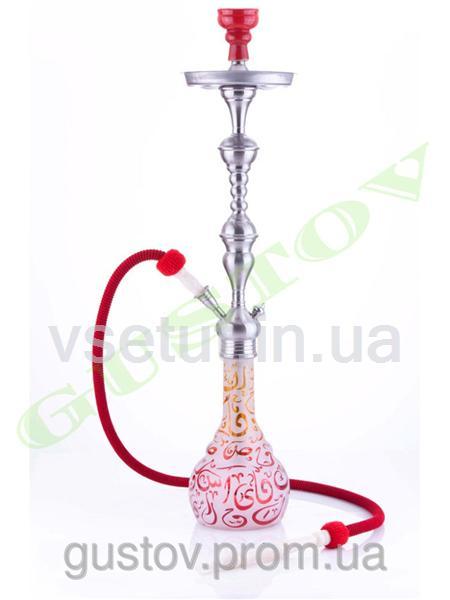 Кальян Aladin - Kairo Red Orange. 81 см