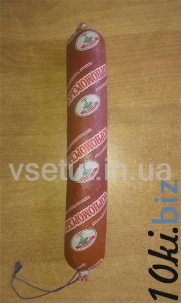 Колбаса Черноморская - Колбасы и мясные изделия в магазине Одессы