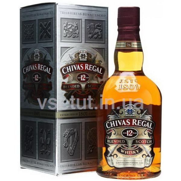 Виски чивас (chivas 0.7л)