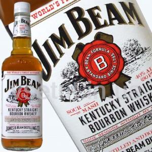 Фото Алкогольные напитки, Элитный алкоголь, Элитный виски Виски Джим Бим ( Jim Beam 1л)