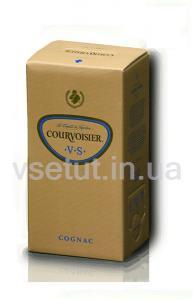 Фото Алкогольные напитки, Элитный алкоголь, Элитный коньяк Коньяк Курвуазье Тетрапак (Courvoisier 2л)