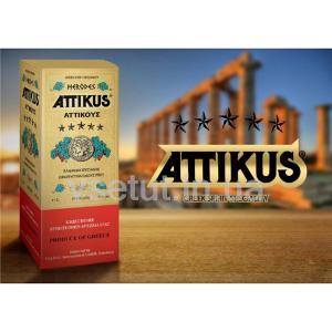 Фото Алкогольные напитки, Элитный алкоголь, Элитный коньяк Греческий коньяк Атикус (бренди Attikus 2Л)