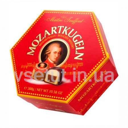 Шоколадные конфеты Mirabell Моцарт 300г