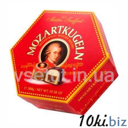 Шоколадные конфеты Mirabell Моцарт 300г Шоколад, конфеты на Электронном рынке Украины