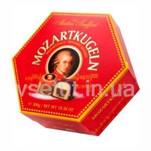 Фото Шоколад Шоколадные конфеты Mirabell Моцарт 300г
