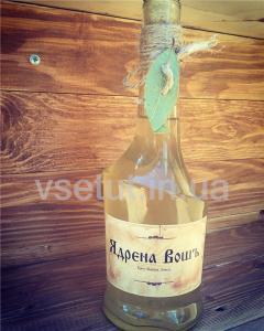 Фото Алкогольные напитки, Наливка (Настойка) Наливка Ядрена вошь 0,5л