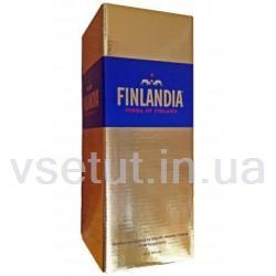 Фото Алкогольные напитки, Элитный алкоголь, Элитная водка Водка Финляндия Тетрапак (Finlandia 2л)
