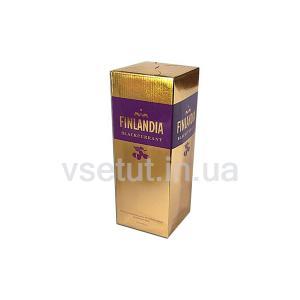 Фото Алкогольные напитки, Элитный алкоголь, Элитная водка Водка Финляндия Смородина 2Л (Finlandia BlackCurrant 2L)