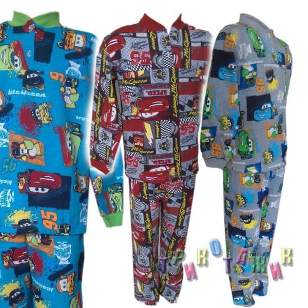 Пижама кокетка футер цветной