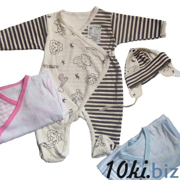 Комплект Дорэми.Интерлок цветной - Бодики и песочники для новорожденных на Хмельницком рынке