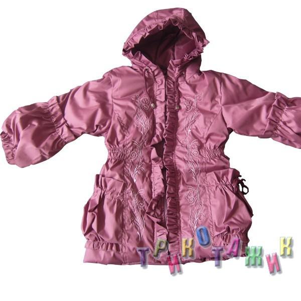 Куртка для девочки (Украина)