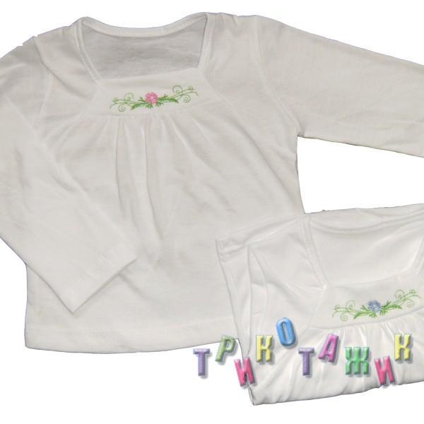 Блуза Жасмин кулир пенье