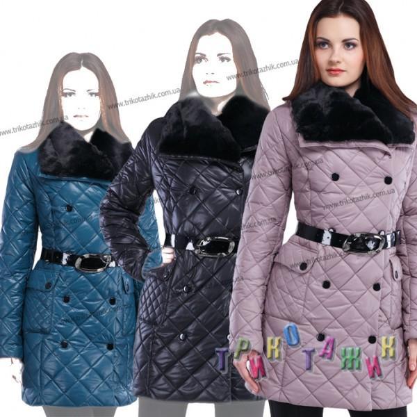 Куртка-пальто Дионис. Сезон Зима. (Украина)