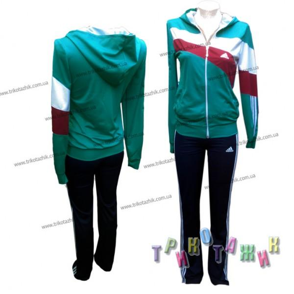 Спортивный костюм, женский, м2226