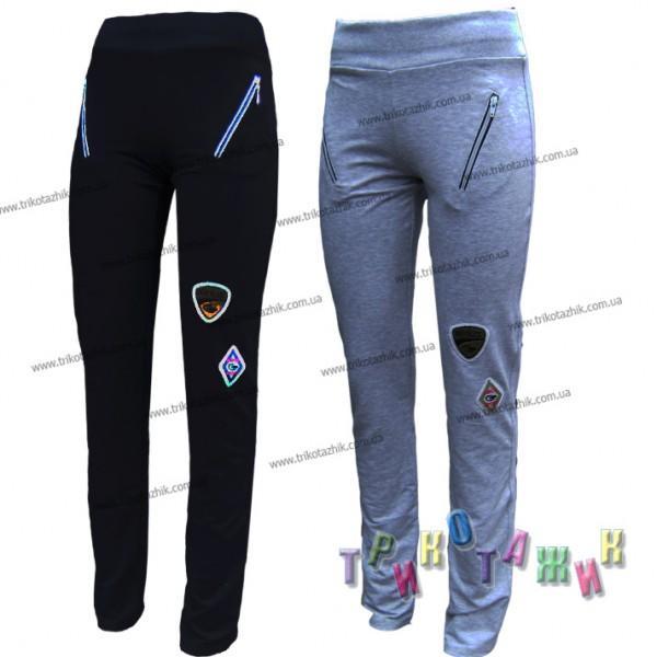 Спортивные штаны, женские, м1171