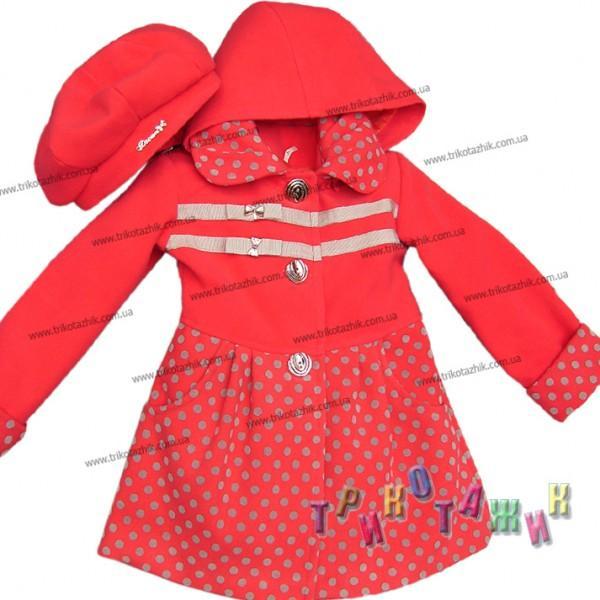 Пальто с беретиком (Украина). Сезон весна-осень