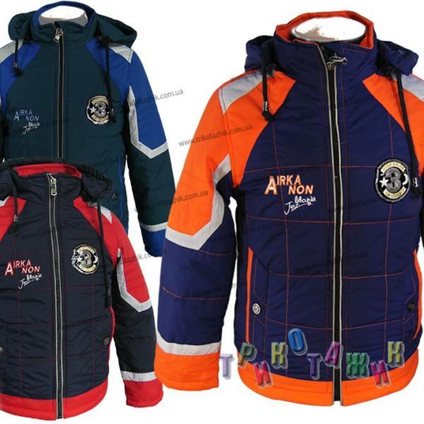 Куртка для мальчика AirkaNon. Сезон весна-осень