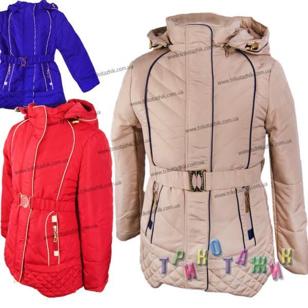 Куртка для девочки Лилу. Сезон весна-осень