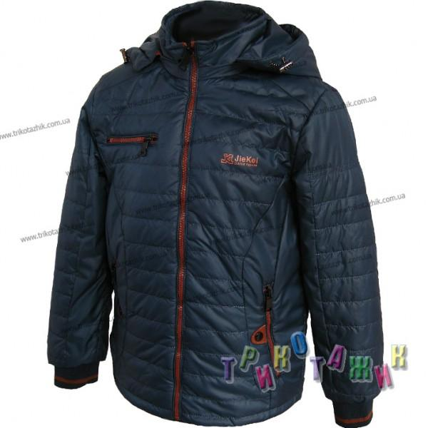 Куртка для мальчика JieKei. Сезон весна-осень
