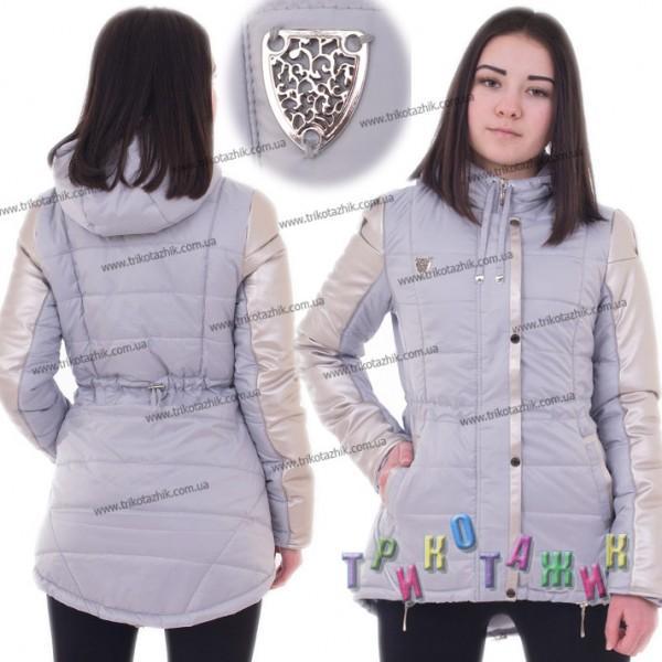 Куртка для девочки Аня (Украина)