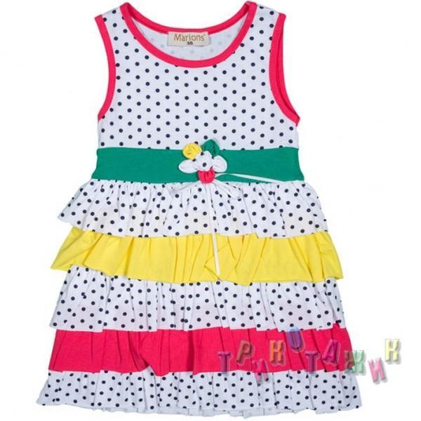 Платье трикотажное, м.2542