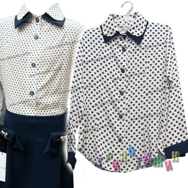 Блуза модель 119