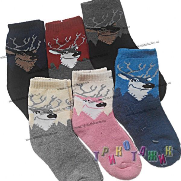 Носочки махровые универсальные (3-5 лет)