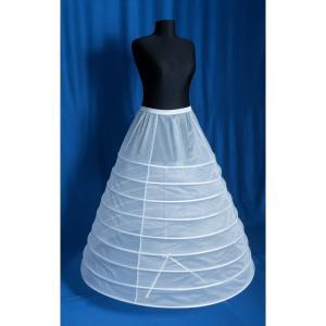 Фото Подъюбник для свадебного платья, кринолин свадебный Кринолин 9 колец