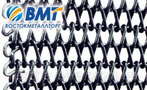 Фото Дополнительные элементы сетки транспортерной Тип B - Загнутый край