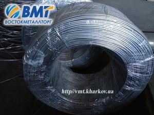 Фото Алюминиевый проволока Алюминиевая проволока АМ, АТ, ПАТ, ПАМ, АМГ5п, АМГ6, АД1