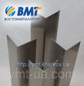 Фото Уголок анодированный Уголок алюминиевый 10х10х2 анодированный