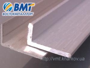 Фото Уголок алюминиевый Уголок алюминиевый 20х20 АД31