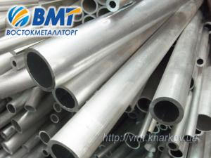 Фото Труба алюминиевая круглая Труба алюминиевая 8х1