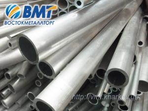 Фото Труба алюминиевая круглая Труба алюминиевая 10х2