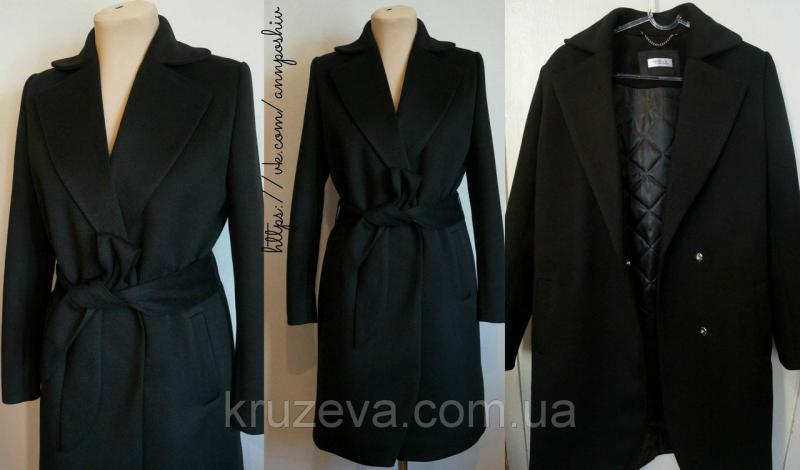 Пальто женское из кашемира