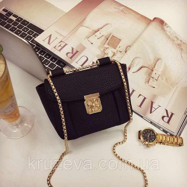Женская сумка  Черный