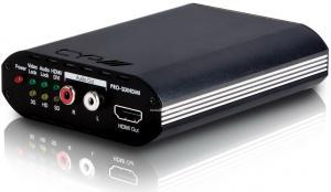Фото Конвертори Перетворювач SD/HD/3G-SDI→HDMI з аудіо та прохідним вихідом на 300 м CYP PRO-SDIHDMI