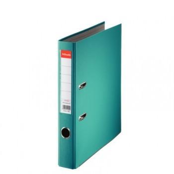Папка-регистратор А4 ширина 75мм. с арочным механизмом (ПВХ) Esselte Голубой