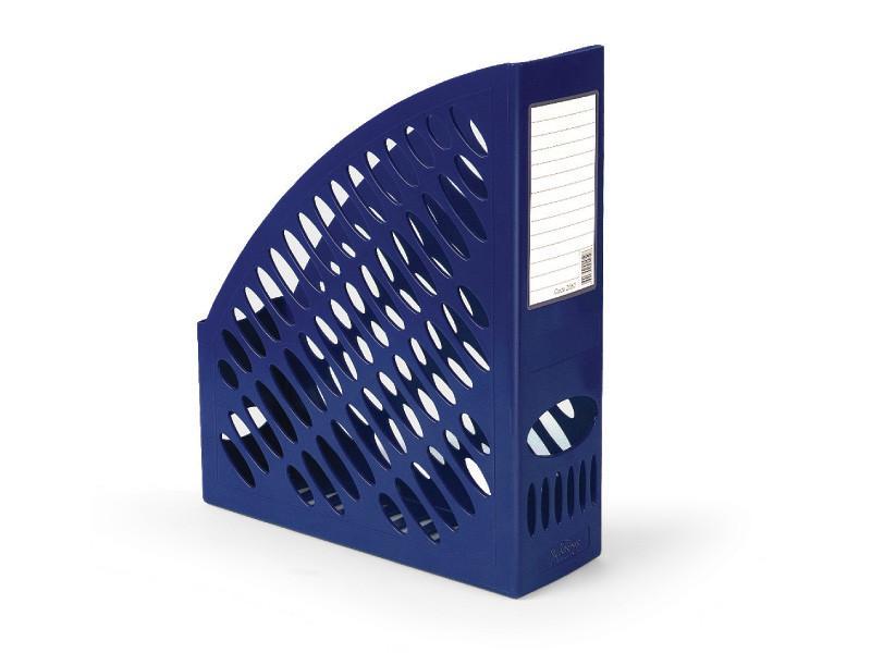 Бокс ( лоток ) для бумаг ( вертикальный ) Синий