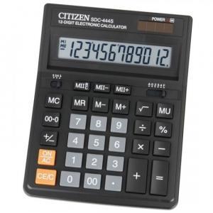 Фото Калькуляторы Калькулятор настольный бухгалтерский Citizen SDC444S