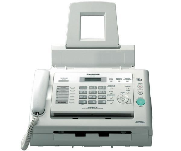 Факс PANASONIC KX-FL423RU-W