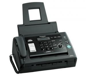 Фото Телефоны и факсы Факс PANASONIC KX-FL423RU-B