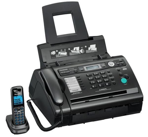 Факс PANASONIC KX-FLC418RU