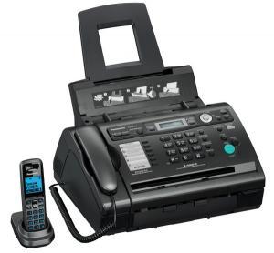 Фото Телефоны и факсы Факс PANASONIC KX-FLC418RU