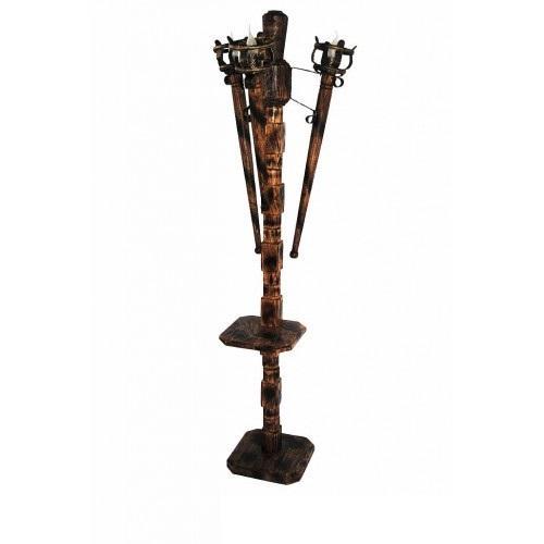 Факел Римский Торшер 3 лампы