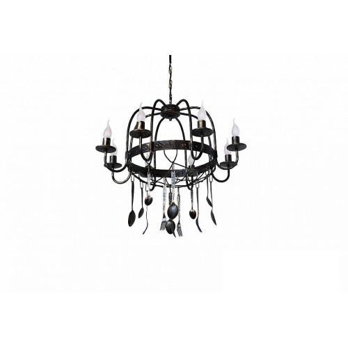 Вилки-Ложки Люстра 8 ламп